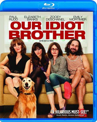 Мой придурочный брат / Our Idiot Brother (Джесси Перетц / Jesse Peretz) [2011, США, комедия, драма, BDRip 1080p] DVO + original eng + Sub (Rus, Eng)
