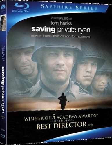 Спасти рядового Райана / Saving Private Ryan (1998) BDRip-AVC