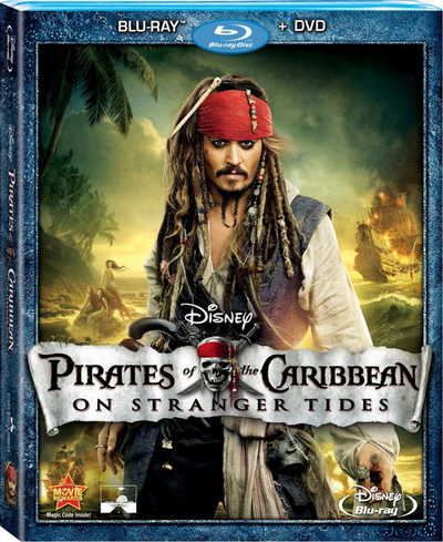 ������ ���������� ����: �� �������� ������� / Pirates of the Caribbean: On Stranger Tides (2011/HDRip)