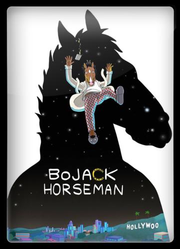 Конь БоДжек / BoJack Horseman (2017) WEBRip [H.264/1080p-LQ] (сезон 5, серии 1-12 из 12) NewStudio