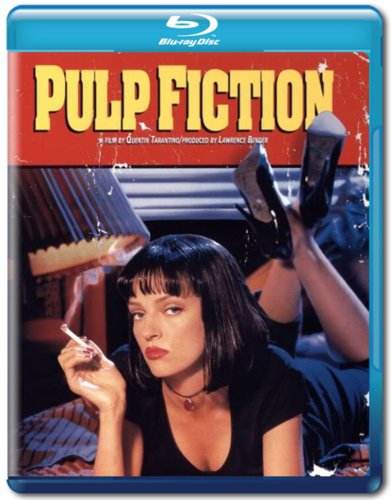 Криминальное чтиво / Pulp Fiction (Квентин Тарантино / Quentin Tarantino) [1994 г., боевик, триллер, драма, BDRip] [720p / DVD5] Dub + Goblin + Original + Sub (2 x rus, eng)