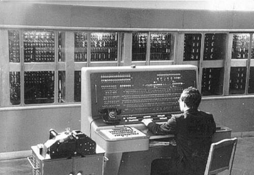 Сергей Алексеевич Лебедев— основоположник отечественной компьютерной техники