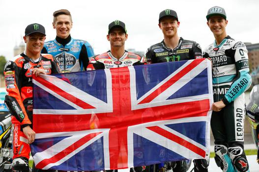 MotoGP 2015 Round 12 Great Britain / Paddock Pass. Гонка. (Авто Плюс) [30 / 08 / 2015, Мотогонки, DVB 576i] RUS