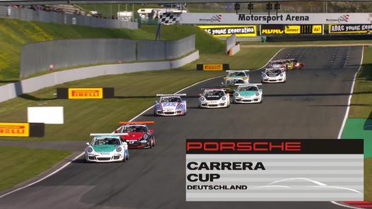 Porsche Carrera Cup Germany 2016 / Этап 2 Hockenheim / Обзор [2016, автоспорт Web-Rip 1080p ENG]