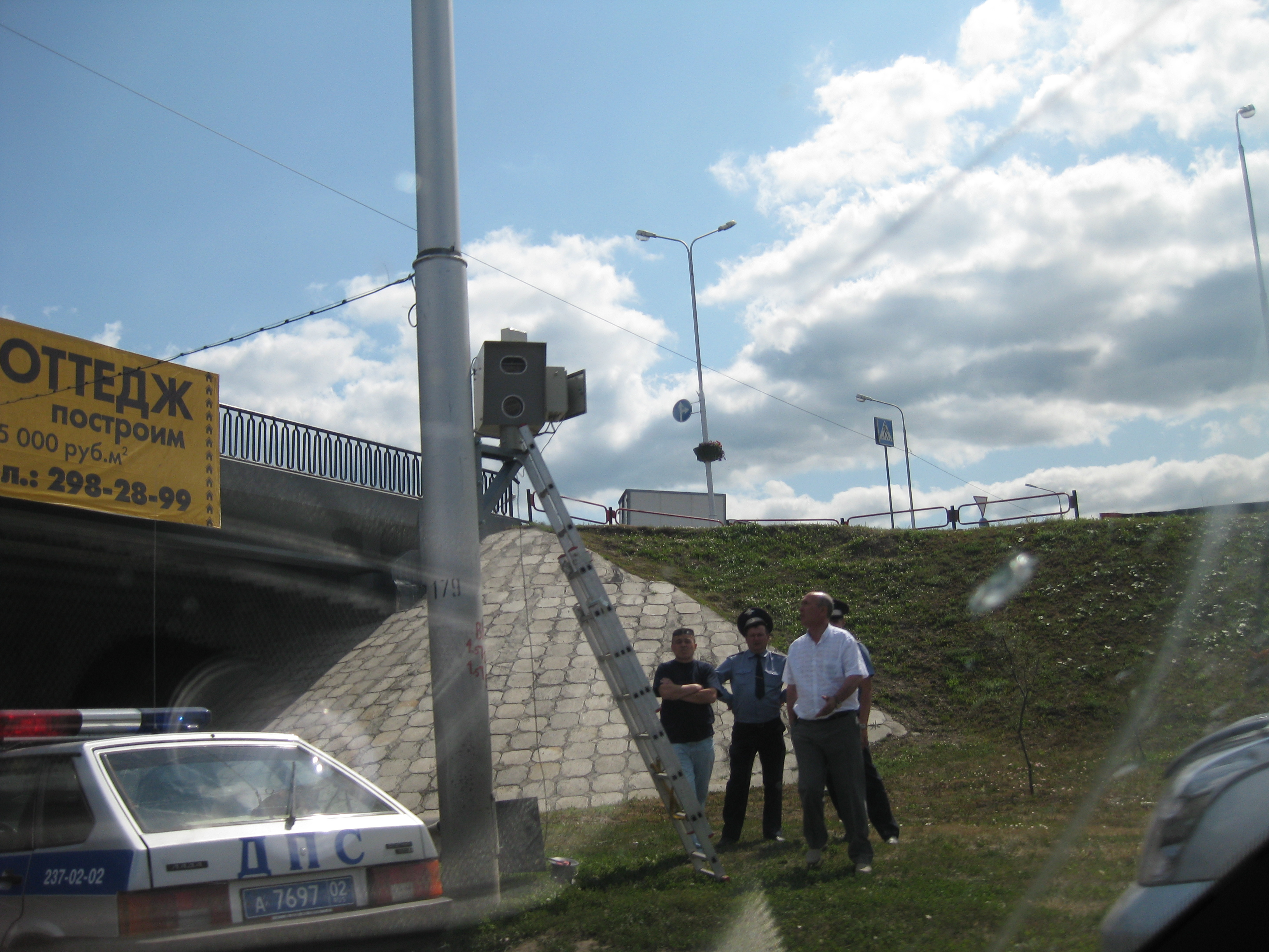 Беспроводные комплекты видеонаблюдения для улицы дальность