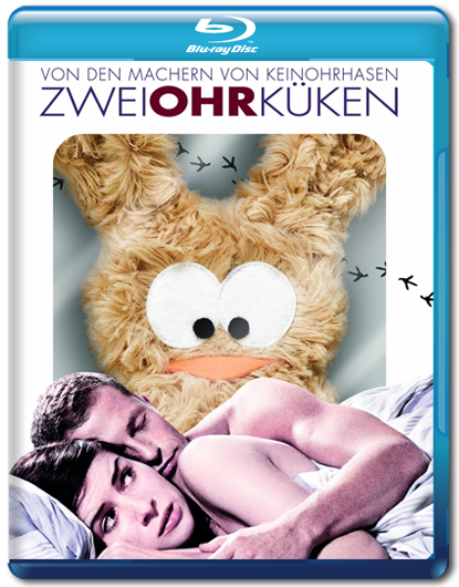 Красавчик 2 / Zweiohrk&#252ken / Rabbit Without Ears 2 (Тиль Швайгер / Til Schweiger) [2009, Германия, комедия, мелодрама, BDRip 720p]