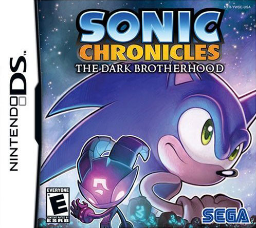 2699 - Sonic Chronicles: The Dark Brotherhood [E] [RUS]