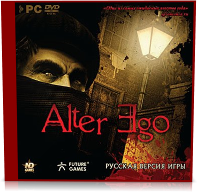 Alter Ego (Новый Диск) (RUS) [L]