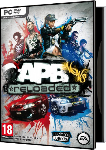 APB Reloaded RuOff [v.1.11.1] (2013) PC