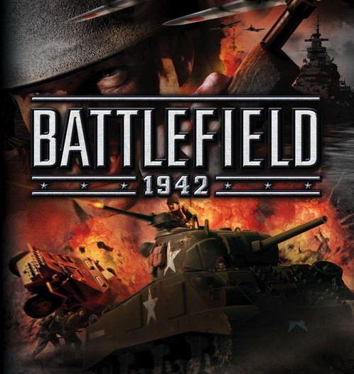 Скачать игру экшн Battlefield 1942.