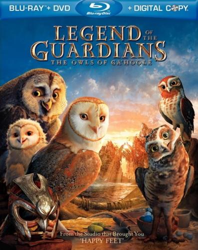 Легенды ночных стражей / Legend of the Guardians: The Owls of Ga'Hoole (2010) [Blu-Ray 3D]