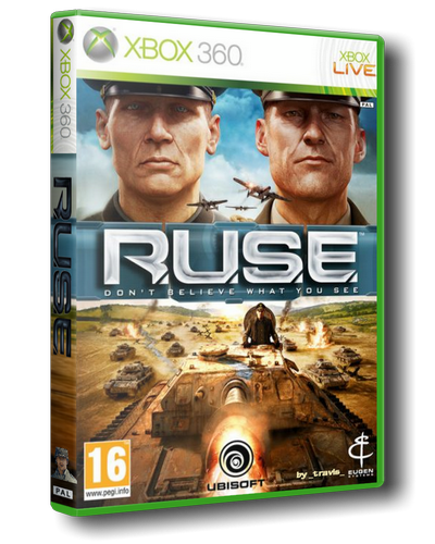 [Xbox360] R.U.S.E. [2010/Eng/Region Free]