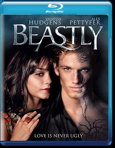 [iPhone] Страшно красив / Beastly (Даниел Барнз / Daniel Barnes) [2011, Фэнтези, драма, мелодрама, HDRip, 480x208]