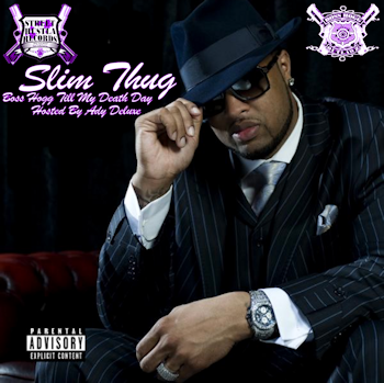 (Rap, Hip-Hop) Slim Thug - Boss Hogg Till My Death Day - 2010, MP3 (tracks), VBR 192-320 kbps