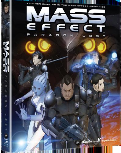 Масс Эффект: Ушедший Герой / Mass Effect: Paragon Lost [Movie] [Полухардсаб] [RUS(int), ENG+SUB] [2012, Фантастика, приключения,боевик., HDRip] [HWP]
