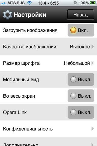 Opera утверждена в AppStore, и её можно будет скачать в ближайшие 24 часа!
