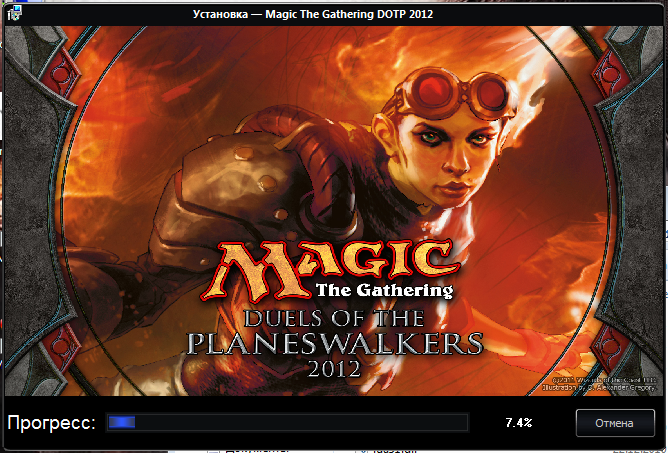 Magic The Gathering Duels of the Planeswalker​s 2012 (2011) [Repack,Англи​ийский]