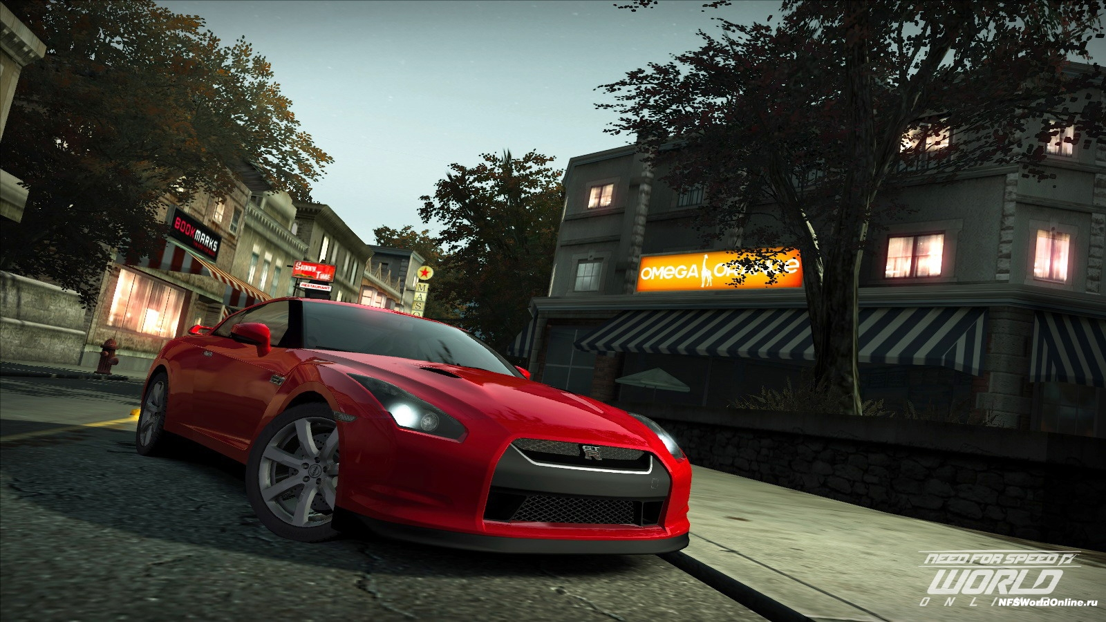 Need for Speed: World Online 45257dc54b383e1ddc5d85ed361d1e87