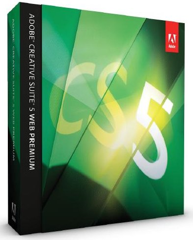 Adobe CS5 Web Premium (2010) ENG PC