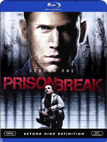 Побег из тюрьмы: Коллекция / Prison Break: Collection [2005 - 2009 гг., драма, боевик, BDRip 720p]