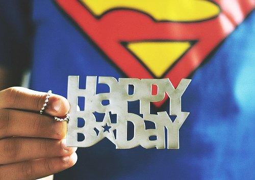 Поздравление с днем рождения креативное мужчине