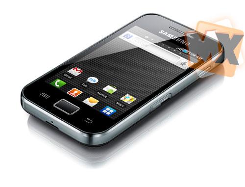 Смартфон Samsung S5830 >>> Samsung Galaxy Cooper