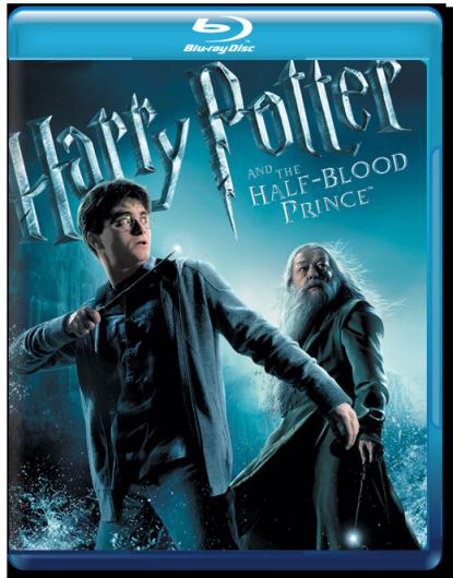 Гарри Поттер и Принц-полукровка / Harry Potter and the Half-Blood Prince (Дэвид Йэтс / David Yates) [2009 г., фэнтези, приключения, семейный, BDRip] [720p / DVD5 / DXVA] Dub + Original + Sub