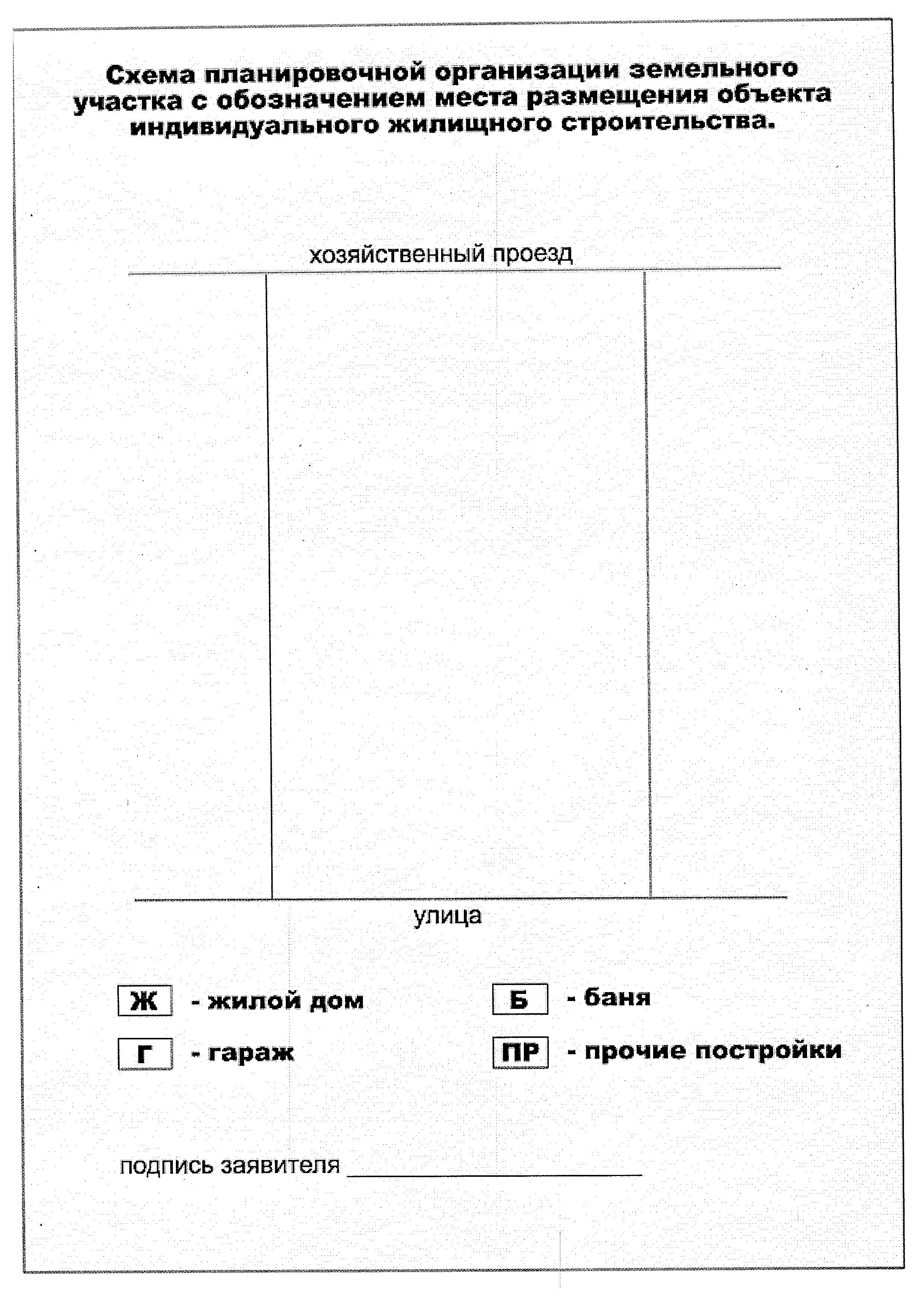 Схема планировочной организации участка своими руками