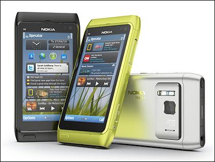 Nokia N8 будет на 180% быстрее, чем Nokia N97!