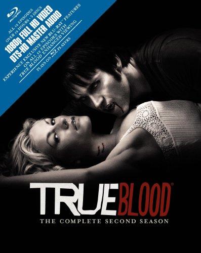 True Blood / Настоящая кровь / 2 сезон / 01-12 серии (12) (Майкл Леманн, Скотт Уинант, Джон Дал) [2009 г., ужасы, фэнтези, драма, BDRip 720p] FOX Life