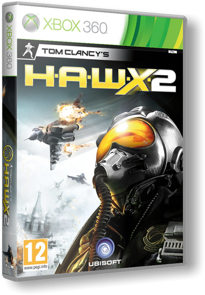 Tom Clancy's H.A.W.X. 2 (2010) [Region Free] [RUS] [P]