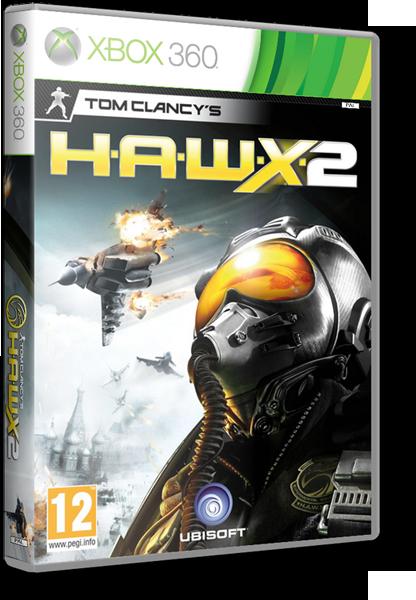 Tom Clancy's H.A.W.X. 2 (2010) [Region Free] [RUS] [P]