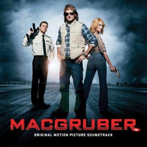 (Soundtrack) СуперМакГрубер / MacGruber - 2010, FLAC (tracks+.cue), lossless