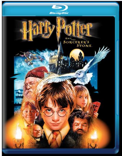 Гарри Поттер и Философский камень / Harry Potter and the Sorcerer's Stone / Harry Potter and the Philosopher's Stone (Крис Коламбус / Chris Columbus) [2001 г., фэнтези, приключения, семейный, BDRip] [720p / DVD5 / DXVA] Dub + Original + Sub