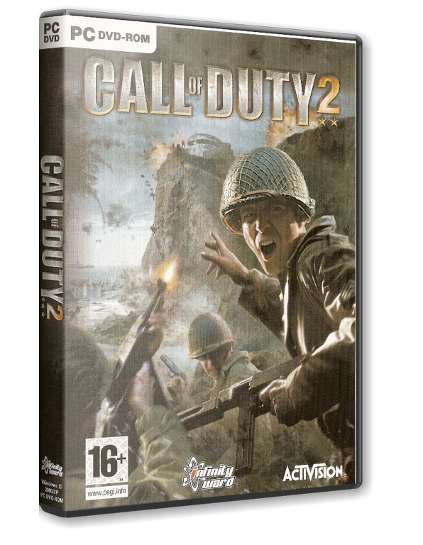 Buy Steam CD Key for Call of Duty 2 / COD2. Brand new, unused, and