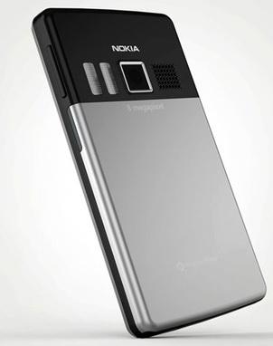 Дизайнеры создали концепт WP7-смартфона Nokia