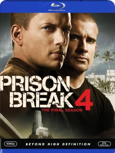 Побег из тюрьмы (Сезон 4) + Финальный Побег / Prison Break 4 + The Final Break (Ren-tv, Novafilm) (2009) BDRip [Серии 1-22]