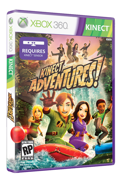[XBOX360] Kinect Adventures [Region Free][ENG] [Kinect]
