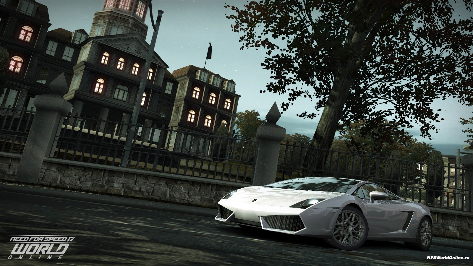 Need for Speed: World Online 9d61ac26c4496550f5126fa2c09275b9