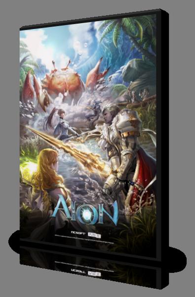 Айон: Битва за Тиамаранту / Aion 3.0.2 (2012) PC