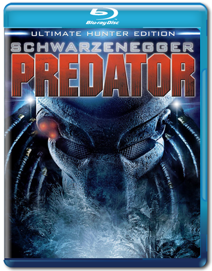 ������ / Predator [1987 �., ����������, ������, �������, �����������, BDRip] [Ultimate Hunter Edition] AVO (������ / Goblin)