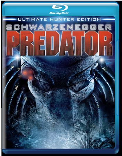 Хищник / Predator [1987 г., фантастика, боевик, триллер, приключения, BDRip] [Ultimate Hunter Edition] AVO (Гоблин / Goblin)