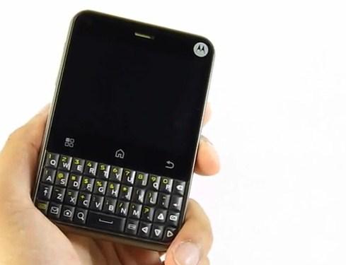 Видео обзор Motorola CHARM