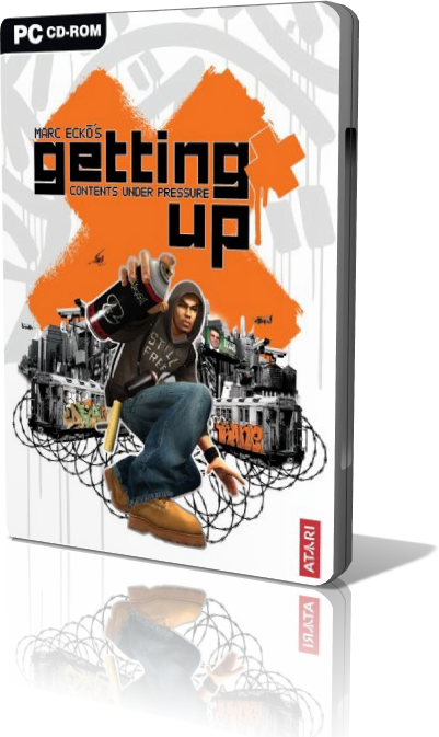 Marc Ecko's Getting Up: Contents Under Pressure (2006) PC
