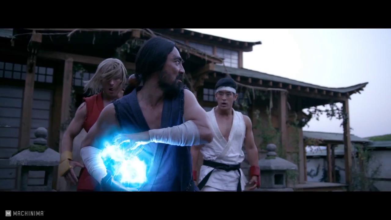Уличный боец: Кулак убийцы / Street Fighter - Assassin's Fist (1 сезон 0-12 серии из 13) (2014) WEBRip 720p | SkyeFilm