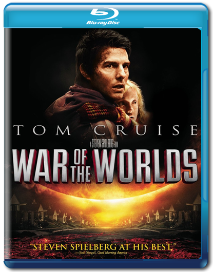 Война миров / War of the Worlds (Стивен Спилберг / Steven Spielberg) [2005, США, фантастика, приключения,BDRip 1080p] Dub + DVO + AVO + Sub Rus, Eng + Original Eng