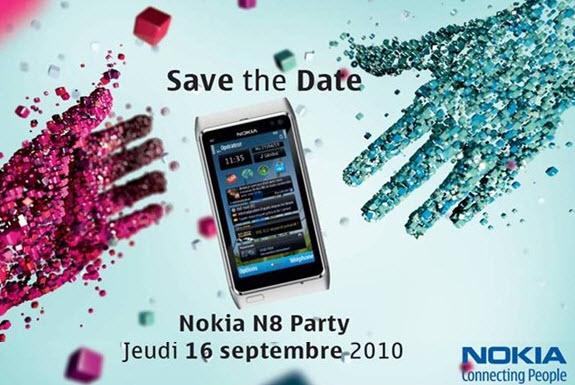 Релиз  Nokia N8 отложен