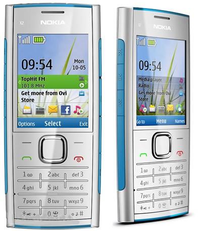 Nokia X2 - бюджетная музыкальная новинка