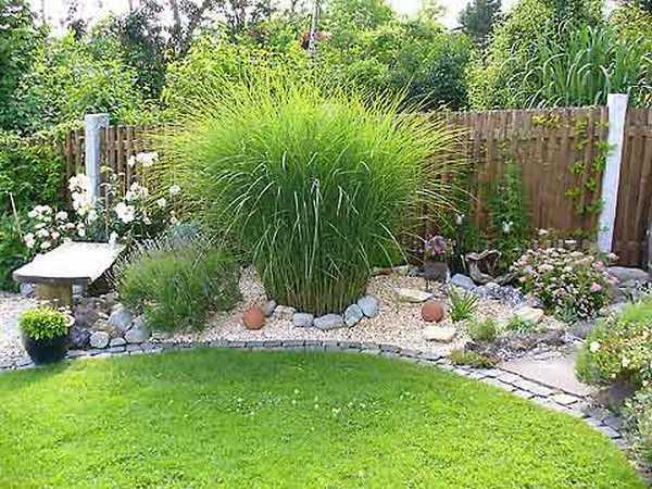 Дизайн сада и участка своими руками фото