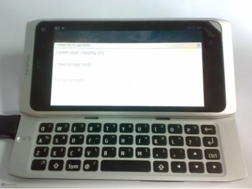 Стали известны характеристики смартфона Nokia N9